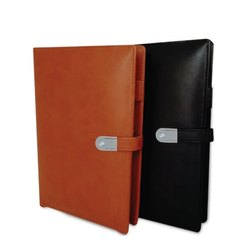Diary Power Bank With USB