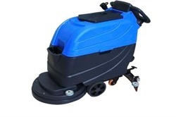 Automatic Floor Scrubber Drier