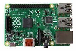 Raspberry Pi 3 Model B  Development Board