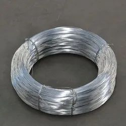 Hot Dipped Galvanized Wire, Gauge Size: 8 Gauge