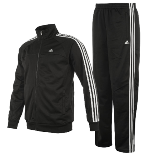 competitive price cb0bb bf8e1 Adidas Black men  s tracksuit