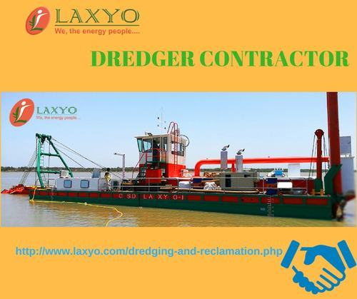 Dredging Company In India - Dredging Contractor - Laxyo in