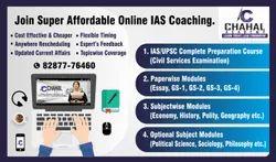 IAS/UPSC Online Coaching Classes
