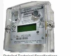Single Phase Wireless Energy Meter