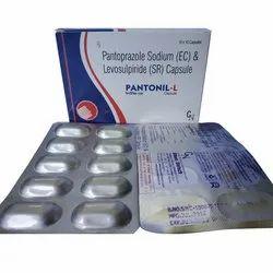 Pantonil - L Capsules (ALU-ALU)