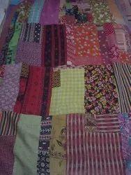 Multi Designer Vintage Kantha Quilt
