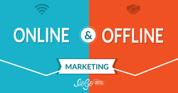 Online And Offline Work