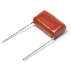 Polystyrene Capacitor