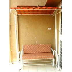 Parallelogram Style Jhoola with Roofing Type Tile (Thick PVC Sheet)