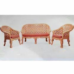 Plastic Sofa Set