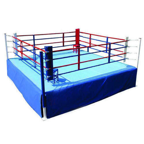 Multicolor Boxing Ring Size 7m X 7m Rs 550000 Piece