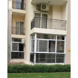 Aluminium Balcony Covering Grill