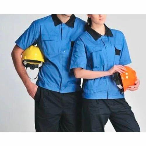 7cd050d2d Men All Sizes Work Wear Uniform, Tetra Clothing | ID: 17889657888