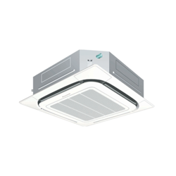 Cooling And Heating Inverter And Non Inverter Cassette Air Conditioner, 1.5 Tr - 4.0 Tr, 1 Phase - 3 Phase