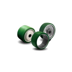Swagath Urethane Caster Wheels, Size: 20 Shore A To 85 Shore D, PU