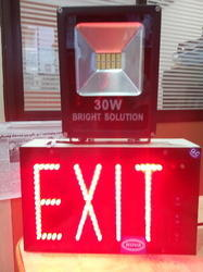 Industrial Emergency  LED Lamp