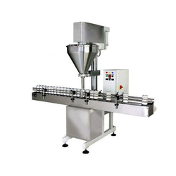 Automatic Jar Filling Auger Powder Filling Machine