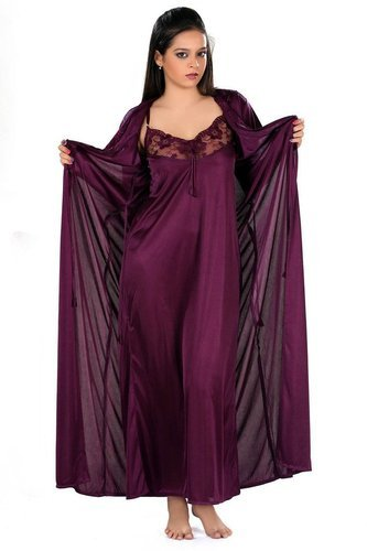 Ladies Dark Purple Nighty 6cd66636b
