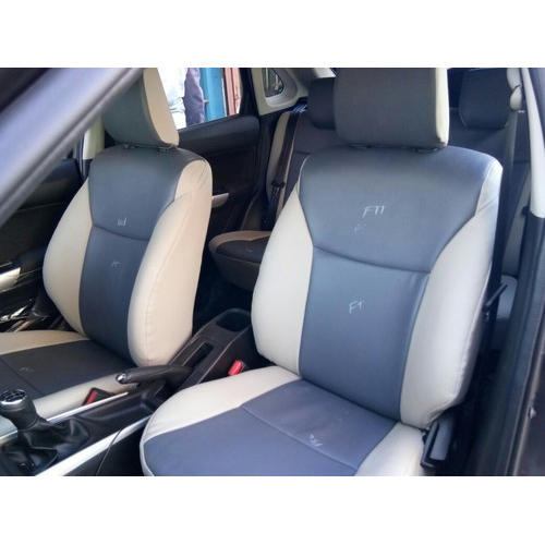Leather Car Seat Cover Set