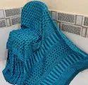 Casual Wear Ladies Cotton Printed Saree, 5.2 m (separate blouse piece)