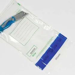 Security Tamper Transparent Envelope