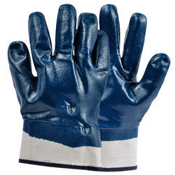 Nitrile Full Deep Hand Gloves