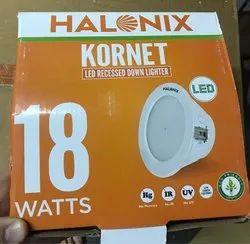 Halonix LED Bulb, Shape: Round
