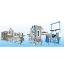 Rbe Continuous Dyeing Range Machine