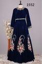 Indian Ethnic Designer Velvet Party Wear Suit