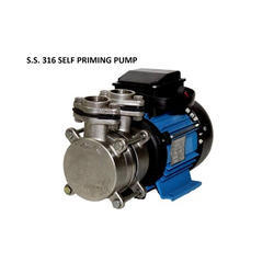 Self Priming Stainless Steel Pump