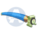 Rubber Expander Roller for Paper Industry