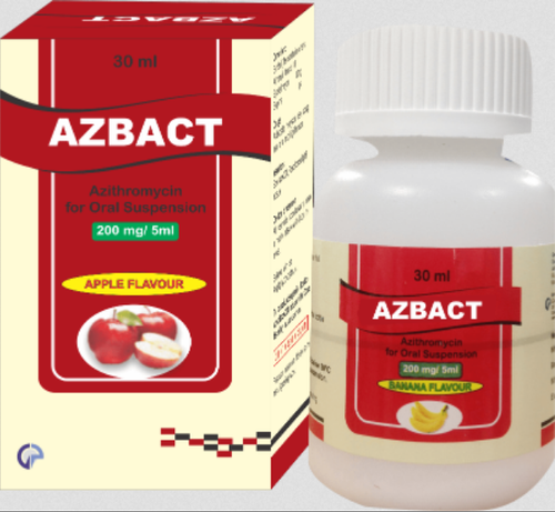 Azithromycin For Oral Suspens ION 200/5 ML - Globela Pharma