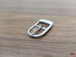 8mm Mild Steel D Shape Thumb Buckles Golden
