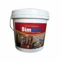 Sim Gold Acrylic Washable Distemper Paint, Packaging: 20 Kg