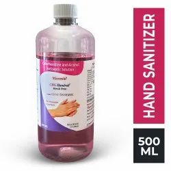 Microwin Chg Handrub 70% Alcohol Based Hand Sanitizer - 500Ml