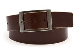 Black Male Men Formal Wear Leather Belt