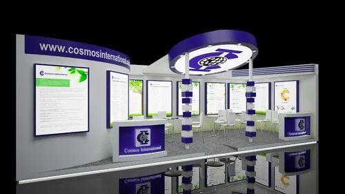 Exhibition Stall Installation : Exhibition stall design and installation in borivali west mumbai