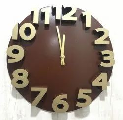 Customised Decorative Wall Clock