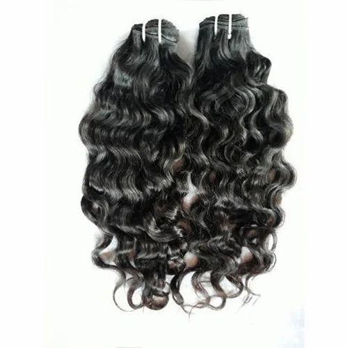 Brazilian Wavy Weft Hair