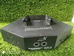 6 60 Jx729 disco laser light