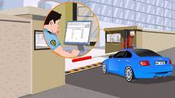RFID Car Parking Management System