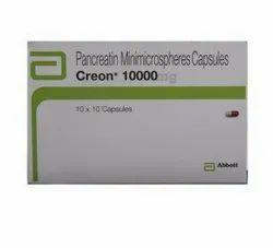 Creon 10000 mg Cap