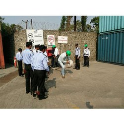 Male Industrial Security Guard Services, in Pan India