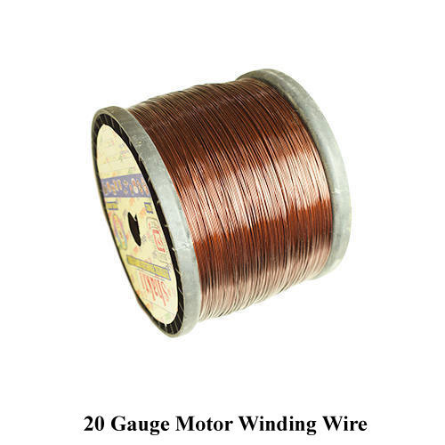 20 Gauge Motor Winding Wire at Rs 530 /kilogram | Rama Road | New ...