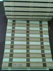 PVC Horizontal Balcony Blind, For Home