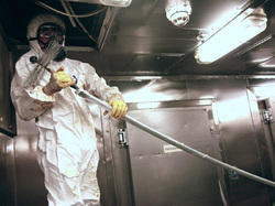 Robotic Kitchen Grease Cleaning Services