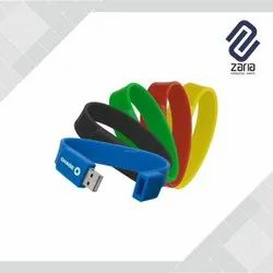 Promotional Wrist Band Pen Drive