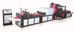 Non Woven Bag Making Machine Five In One