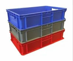 Plastic Crates and Bins