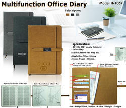 Multifunction Office Diary H-1057